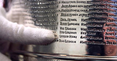 Stanley Cup Names