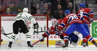 Dallas Stars at Montreal Canadiens