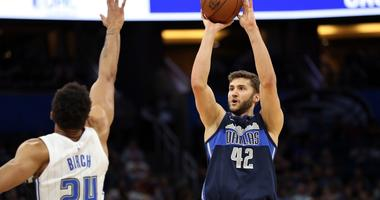 Dallas Mavericks at Orlando Magic