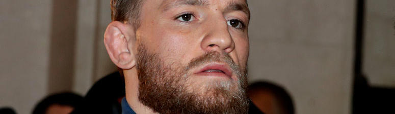 AP Conor McGregor