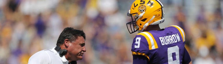 LSU, Alabama, Now Leading SEC's Offensive Evolution