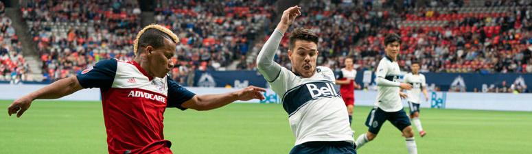 Ali Adnan Helps Whitecaps Beat FC Dallas 2-1