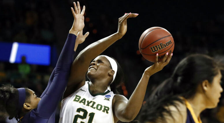 Baylor center Kalani Brown