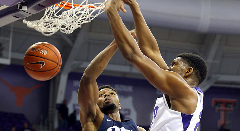 TCU vs Oral Roberts
