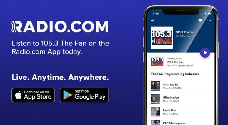 FAQ: How To Listen To The Fan Online At Radio com   105 3