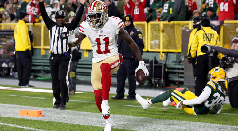 AP Marquise Goodwin