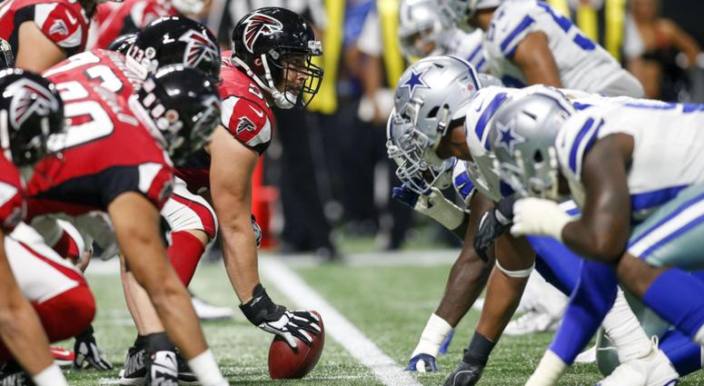 Atlanta Falcons vs Dallas Cowboys