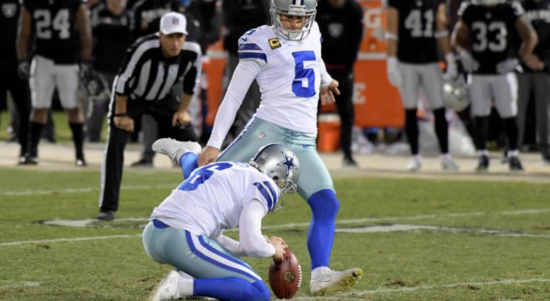 66eca1b452a Former Dallas Cowboys Kicker Dan Bailey Has Offers From 4 Teams ...