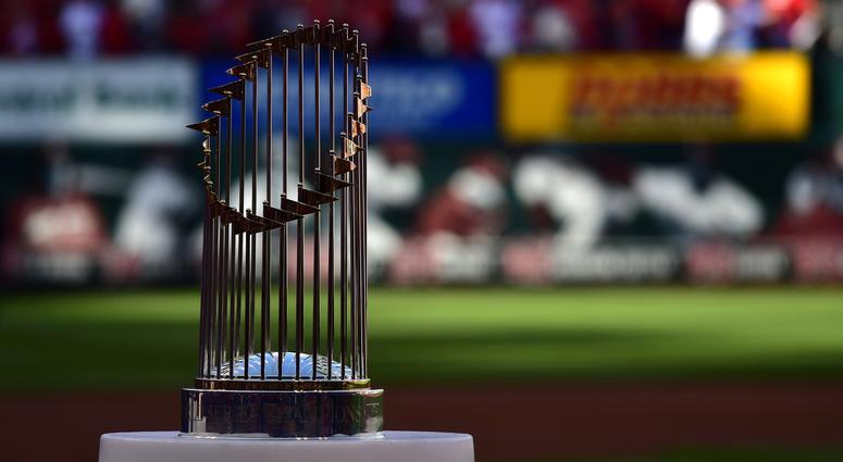 World Series Trophy