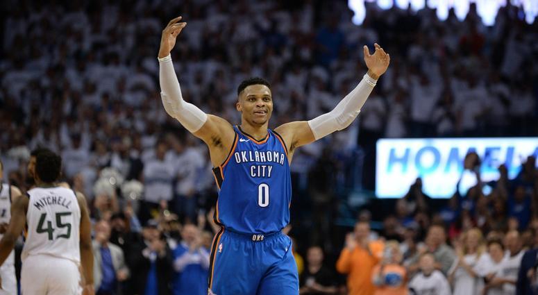 Utah Jazz at Oklahoma City Thunder