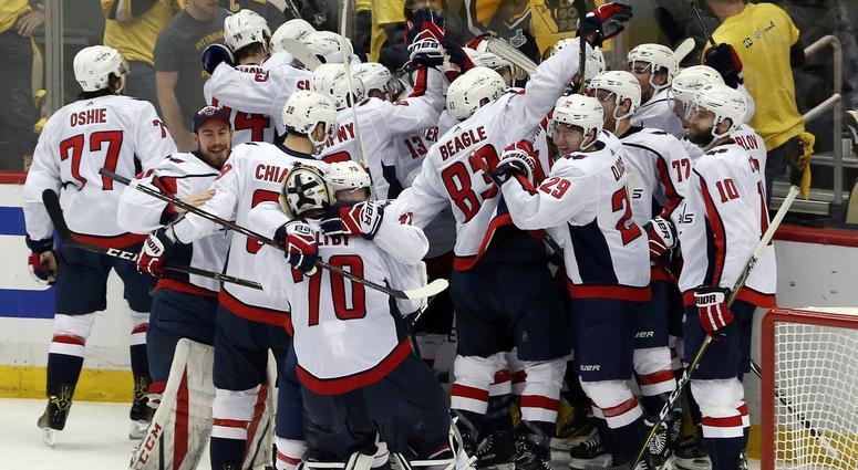 Washington Capitals at Pittsburgh Penguins