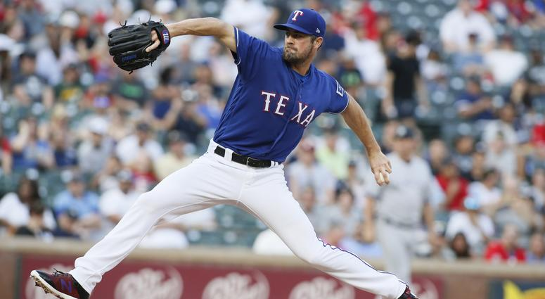 New York Yankees at Texas Rangers