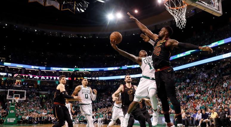 Cleveland Cavaliers at Boston Celtics