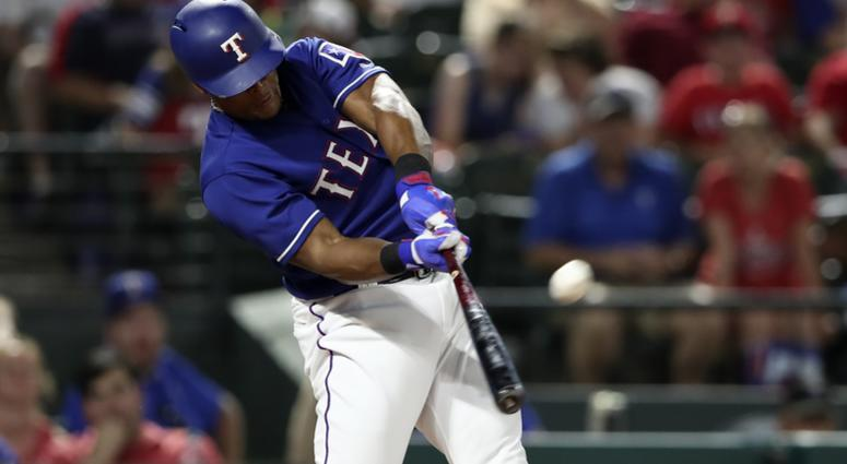 Oakland Athletics at Texas Rangers