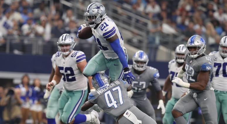 Ezekiel Elliott, Dallas Cowboys