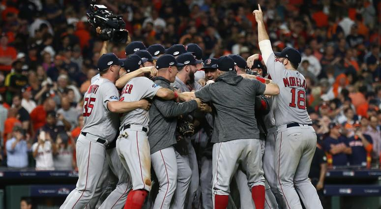 ALCS-Boston Red Sox at Houston Astros