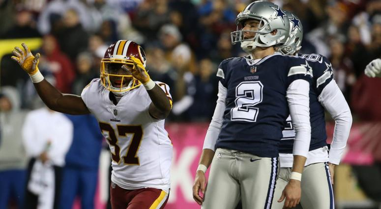 Dallas Cowboys at Washington Redskins