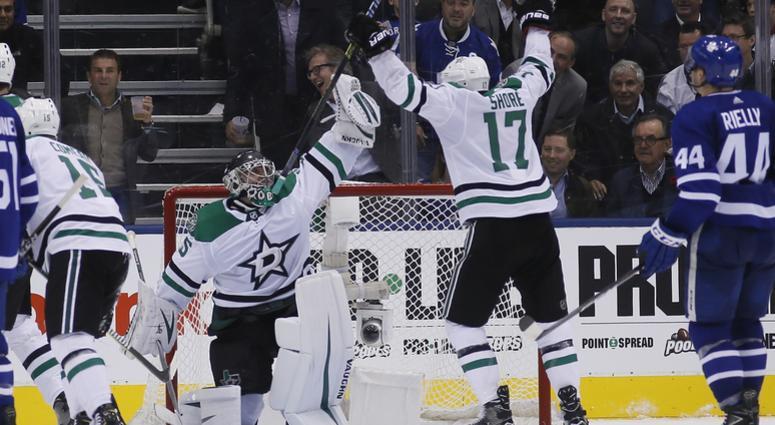 Dallas Stars at Toronto Maple Leafs
