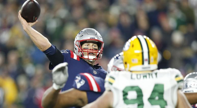 Green Bay Packers at New England Patriots