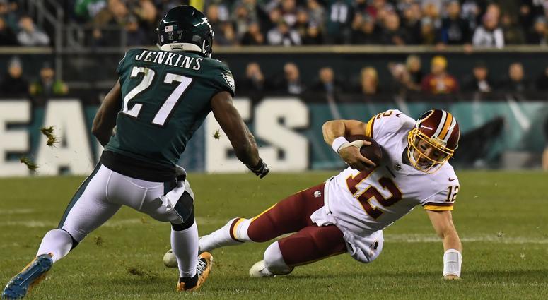 Washington Redskins quarterback Colt McCoy