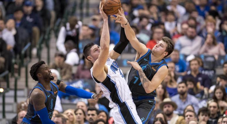 Orlando Magic at Dallas Mavericks