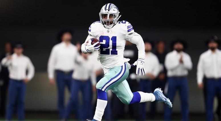 b19285dfe49 Cowboys Pick Up Fifth-Year Option On RB Ezekiel Elliott. April 24, 2019 ...