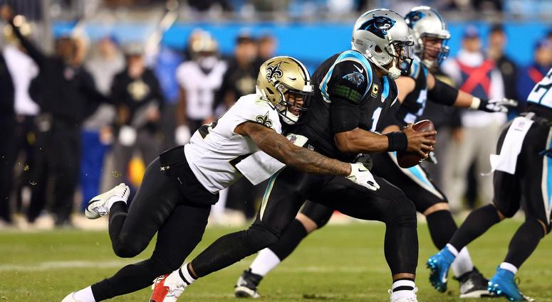 New Orleans Saints at Carolina Panthers