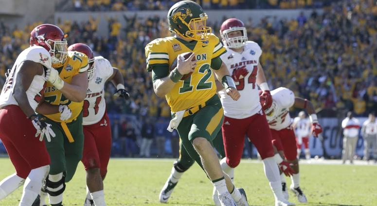 Eastern Washington vs North Dakota State