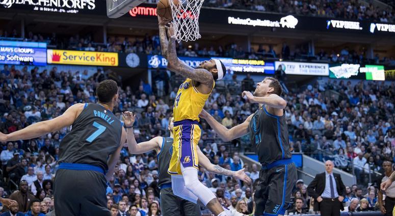 Los Angeles Lakers at Dallas Mavericks