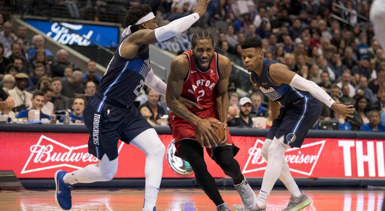 Toronto Raptors at Dallas Mavericks