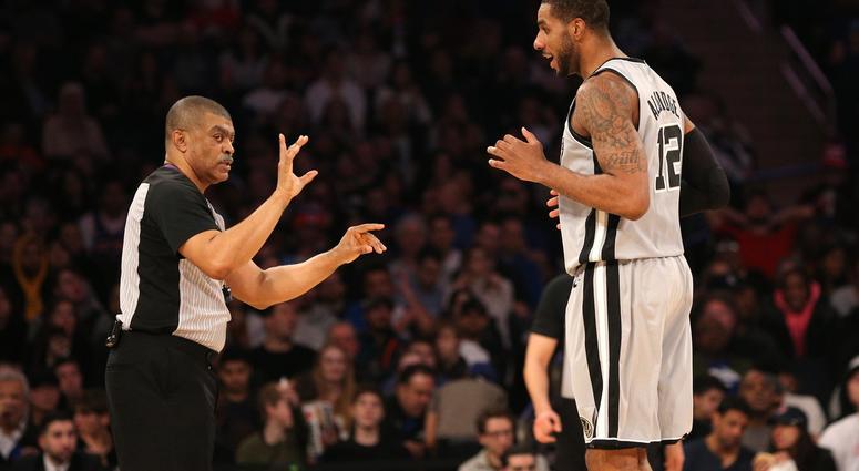 NBA Referee