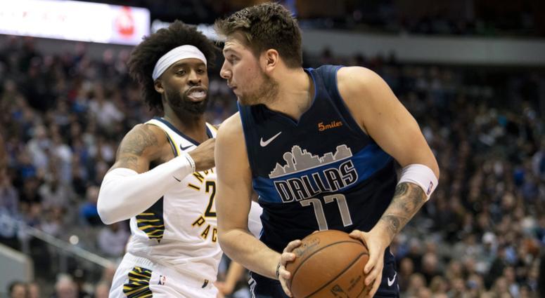 Indiana Pacers at Dallas Mavericks