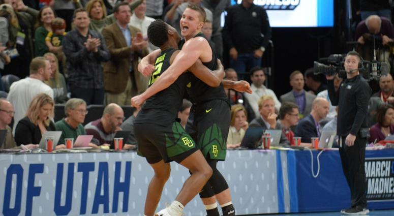 NCAA Tournament-First Round-Baylor vs Syracuse