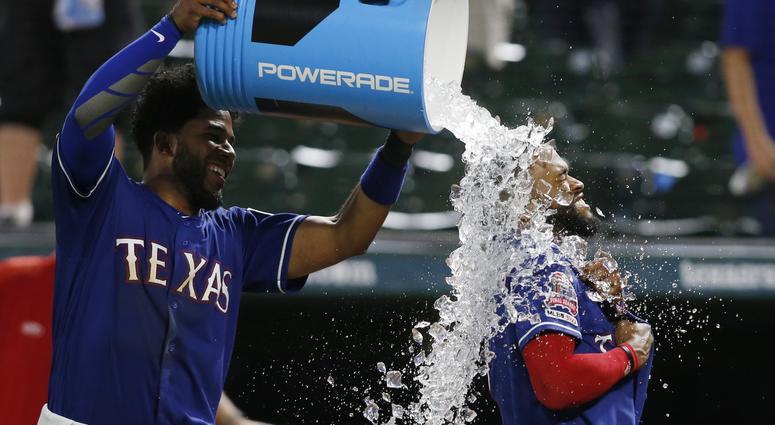 Baltimore Orioles at Texas Rangers