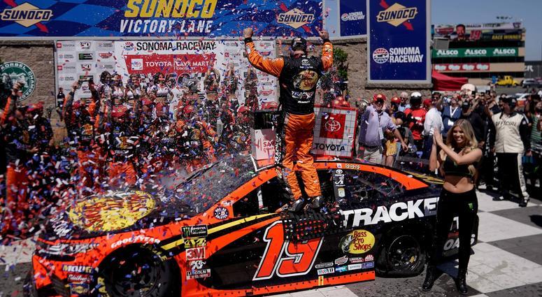 Monster Energy NASCAR Cup Series driver Martin Truex Jr.