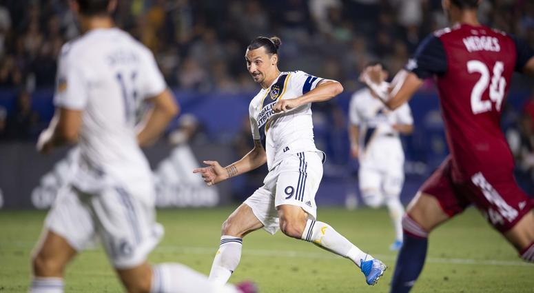 FC Dallas at LA Galaxy