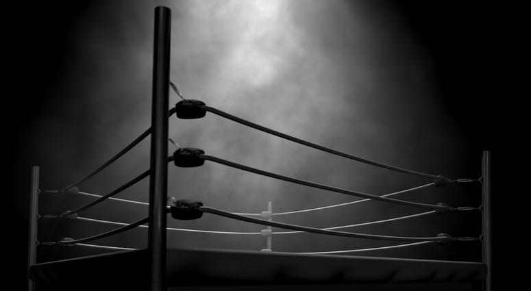 Wrestling Ring, Boxing Ring,