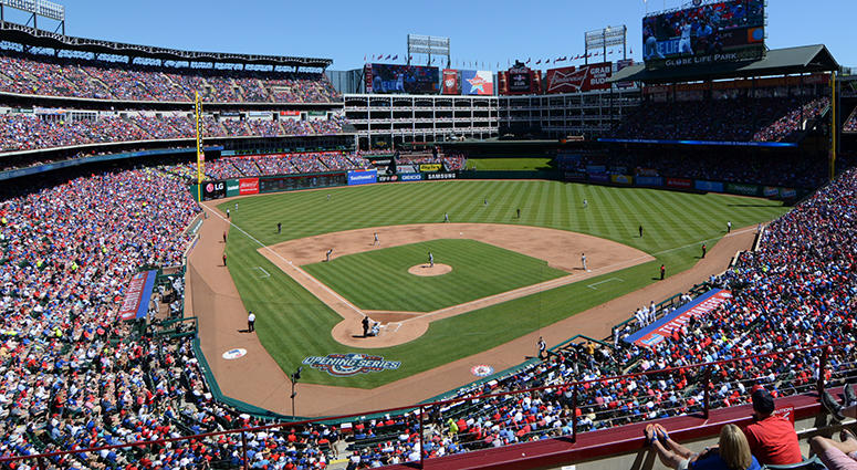 image relating to Texas Rangers Printable Schedule named Texas Rangers Launch 2019 Promo Plan 105.3 The Supporter