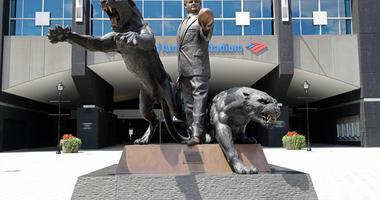 Richardson Statue