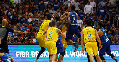 FIBA World Cup Fight