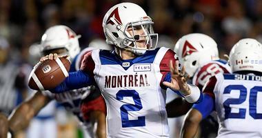 Johnny Manziel, Montreal Alouettes