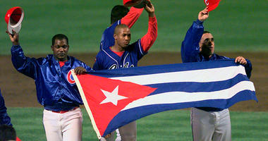 Cuban baseball team