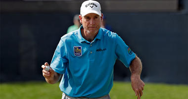 Jim Furyk Making Most Of Surprise Visit To The Players