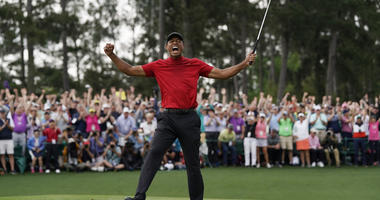 AP Tiger Woods