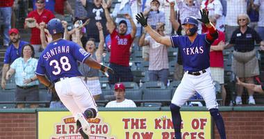 St. Louis Cardinals at Texas Rangers