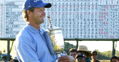 Retief Goosen, of South Africa