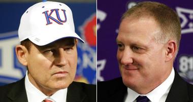 Coach Les Miles, Coach Chris Klieman