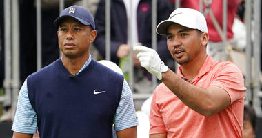 Jason Day & Tiger Woods