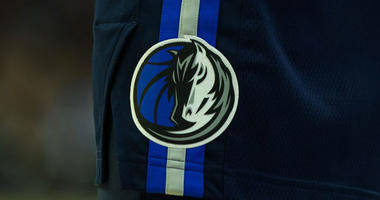 The Dallas Mavericks logo