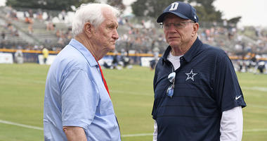 former Cowboys vice president of player personnel Gil Brandt